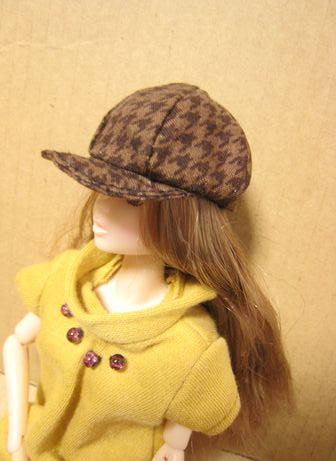 ミニチュア帽子1144