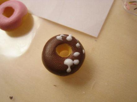 ミニチュアドーナツ作り方15