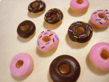 ミニチュアドーナツ作り方18