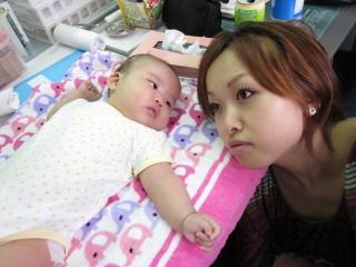 赤ちゃんBonjour ach