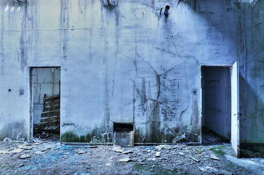 ふたつの扉