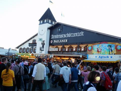 ドイツ オクトーバーフェスト1
