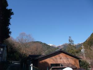 竜ヶ岳遠景