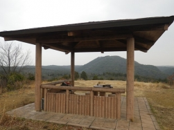 パノラマ展望台と黒平山
