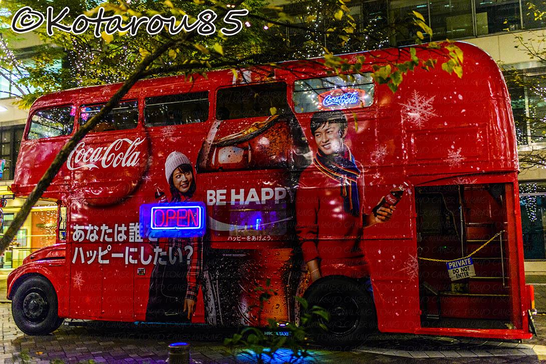 ロンドンバス 20141121