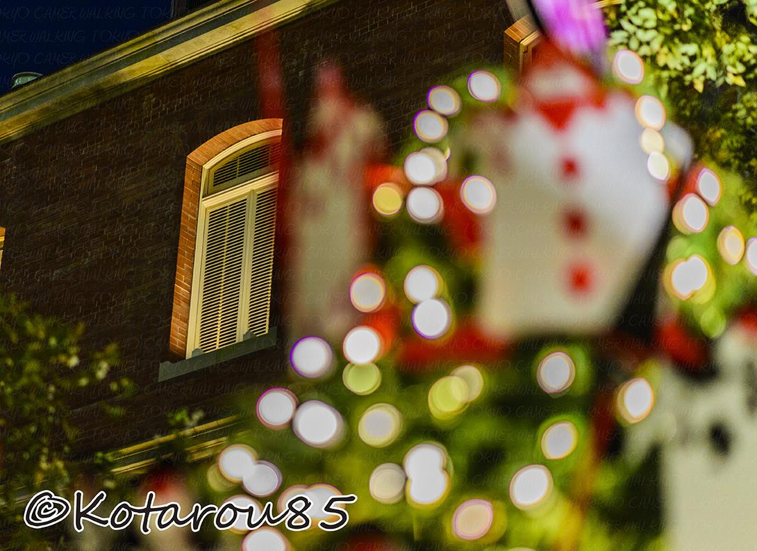 クリスマスの装いへ 20141121