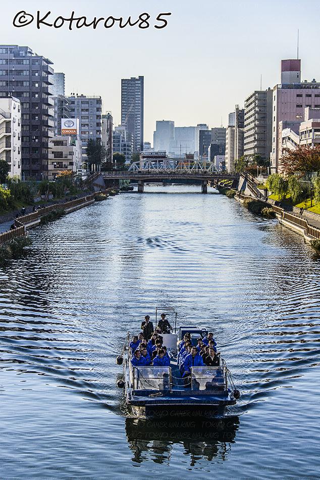 小名木川遊覧 20141130
