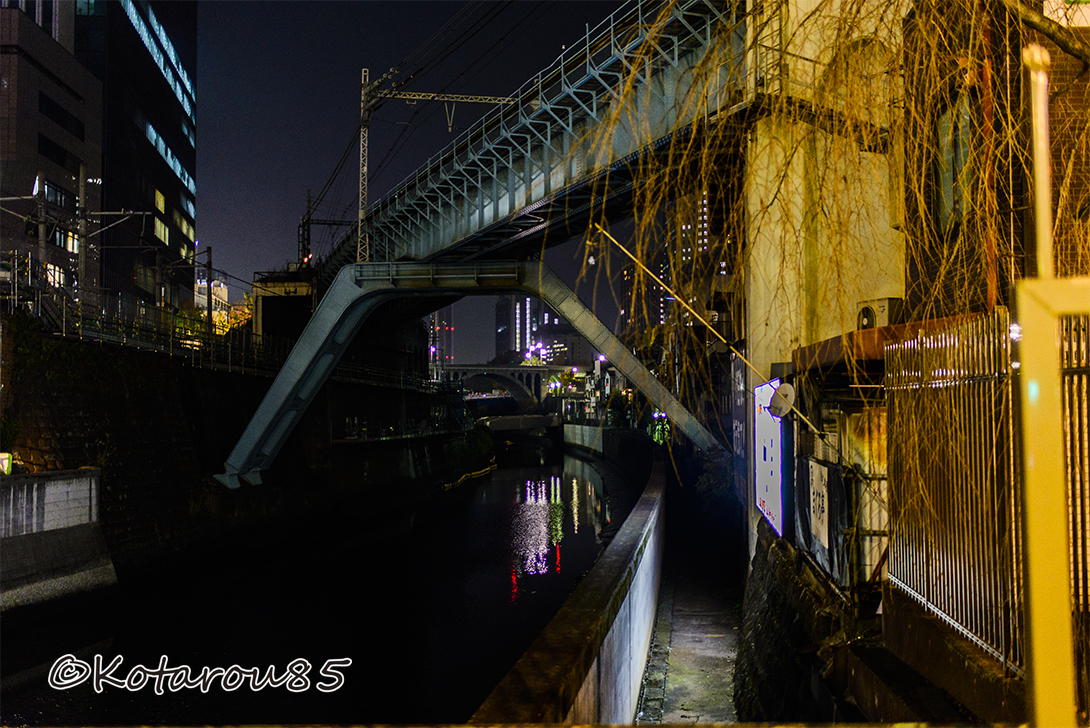 昌平橋から 20141209