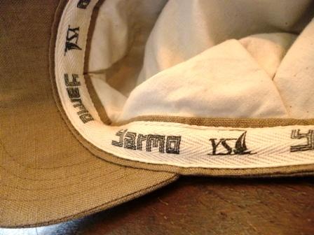 【Yarmo】ヤーモ MARINE CAP マリンキャップ