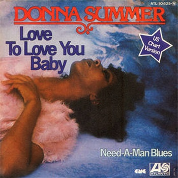 Donna Summer   Love To Love You Baby (3)