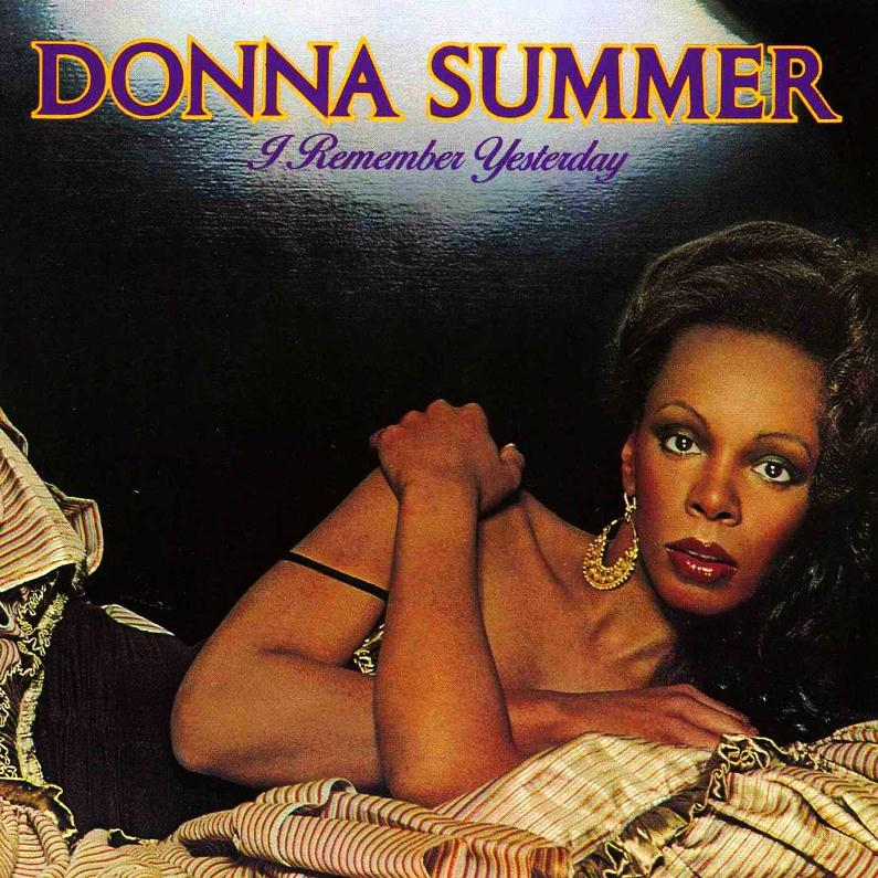Donna Summer 1977 I Remember Yesterday (2)