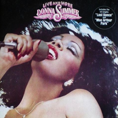 Donna Summer -livemorey