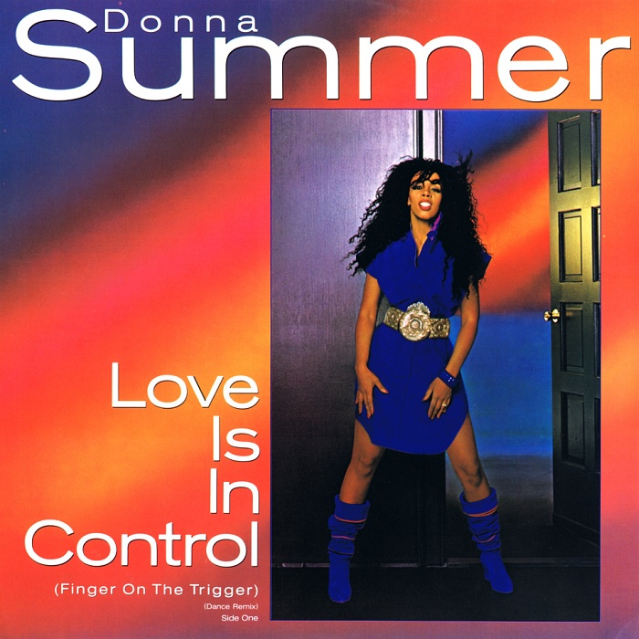 Donna Summer Love Is in Control