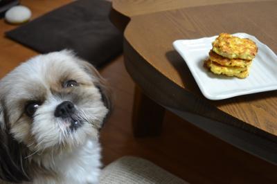 早く、食べたい!