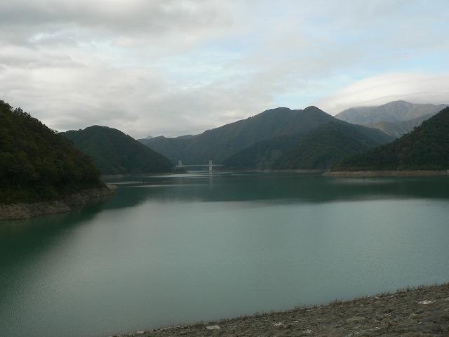 徳山ダムです