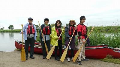 P1070960釧路湿原カヌー120803