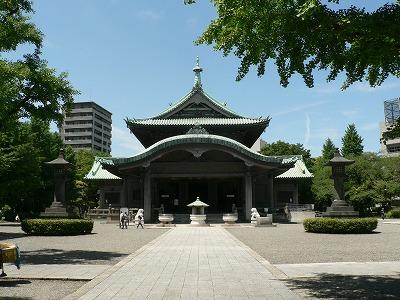 東京都慰霊堂です