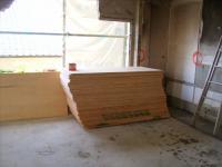 材料搬入構造用合板