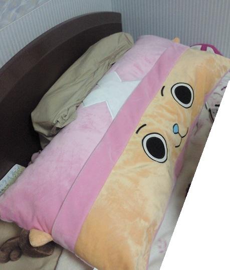 チョッパー枕