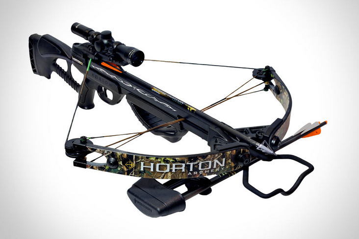 Horton Scout HD 125 Crossbow