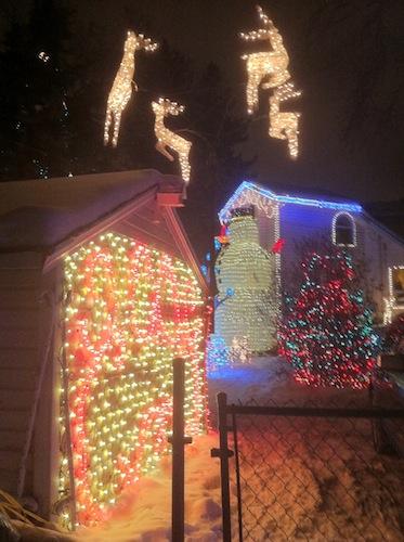 クリスマス・ハウス