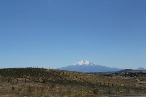 シャスタ山