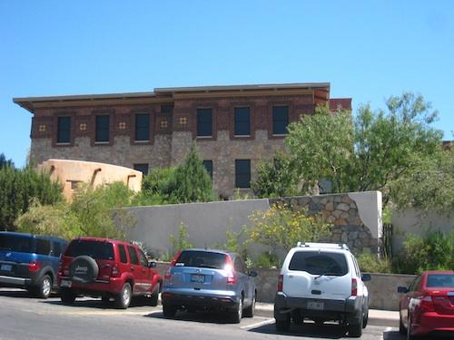 テキサス大学エルパソ校博物館