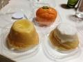 I富士山メロンパンとみかんパン