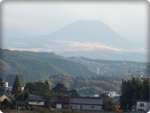 あの山の麓まで・・・