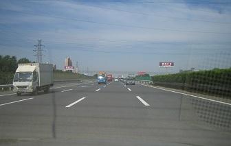 02-上海の空港へ1