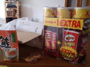 Pringles EM2012