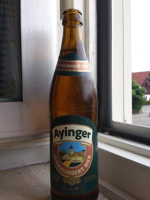 Ayinger Jahrhundert Bier01
