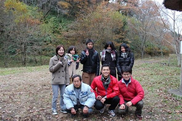 関東メンバー集合写真