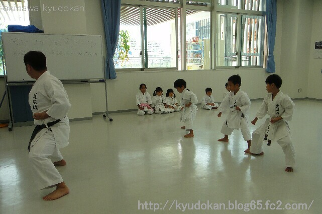 okinawa karate shorinryu kyudokan 20120728 006