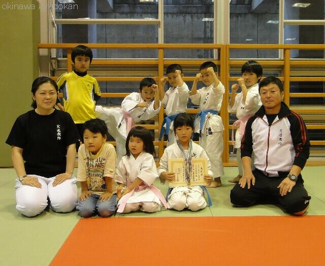 okinawa shorinryu karate kyudokan 20121118 093