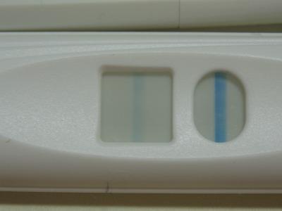 薄い クリアブルー 陽性 クリアブルーで陽性が出たけど線が細い。その理由や原因!