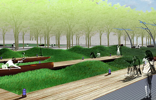 A landscape architecture education what is landscape for Landscape architecture design
