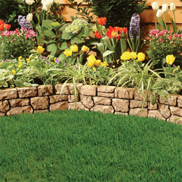 Landscape Edging Ideas Tufudy