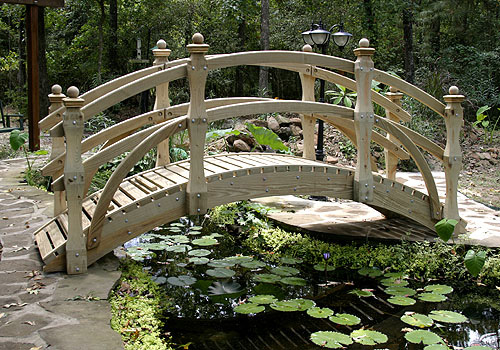 Selecting The Perfect Garden Bridge Tufudy - Garden bridges
