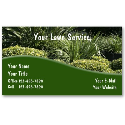 How i started my lawn and landscape business from home for Landscaping business