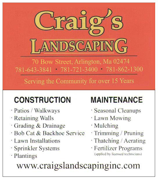 August 2012 tufudy page 2 for Landscaping business