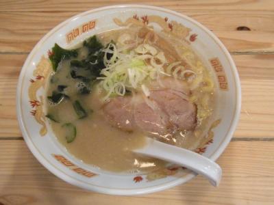 北海道らーめん 三味(函館塩¥650)