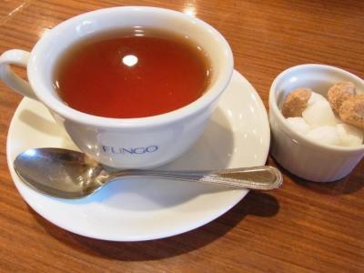 FUNGO(セットの紅茶)