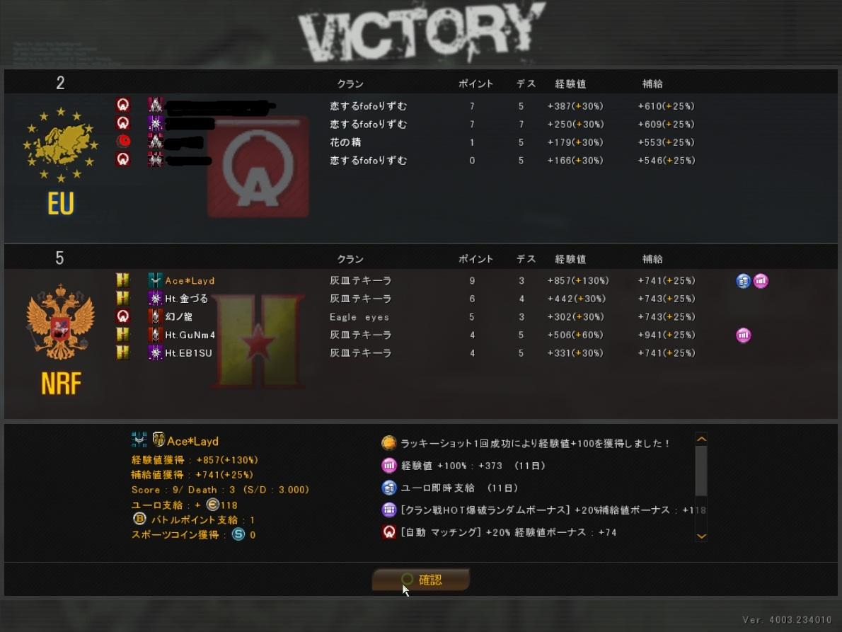テキーラ2戦目