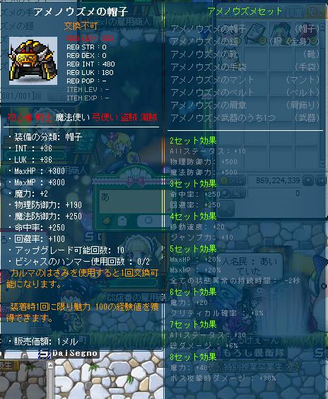 150装備