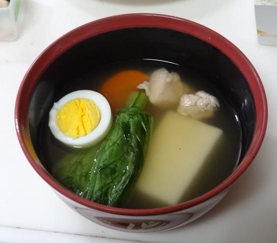 06名古屋風雑煮