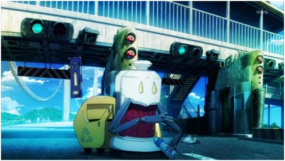 清掃機器人