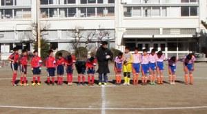 6年LK招待① LK vs フェリシ