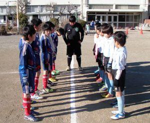6年招待⑦ FCA vs GHU