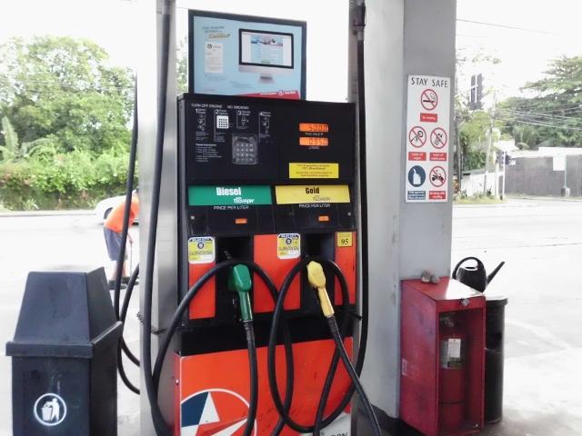ガソリンスタンド (1)
